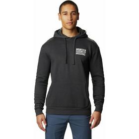 Mountain Hardwear Berkeley 93 Bluza Mężczyźni, heather black